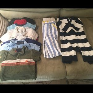 Tops - Boys Size 12 months